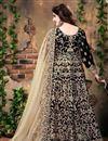photo of Gorgeous Designer Black Color Anarkali Salwar Kameez With Embroidery Work
