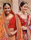 photo of Banarasi Silk Blue Border Work Party Wear Saree With Designer Blouse