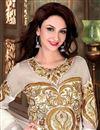 photo of Saumya Tandon Georgette-Net Salwar Suit