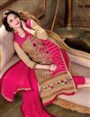 photo of Saumya Tandon Georgette-Net Salwar Suit