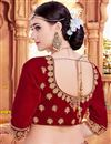 photo of Wedding Special Bridal Wear Maroon Embroidered Fancy Lehenga Choli