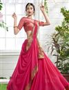photo of Georgette Designer Party Wear Saree With Trendy Blouse