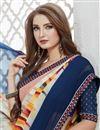 photo of Print Designs Occasion Wear Saree In Multi Color Georgette