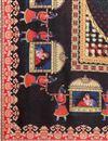 picture of Art Silk Fancy Dupatta In Brown With Digital Print