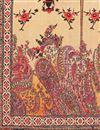 picture of Art Silk Fancy Dupatta In Beige Color With Digital Print