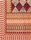 picture of Digital Print Multi Color Art Silk Fancy Dupatta