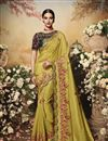 image of Art Silk Fabric Occasion Wear Designer Saree
