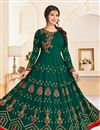 photo of Festive Special Ayesha Takia Embroidered Georgette Floor Length Anarkali