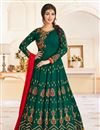 image of Festive Special Ayesha Takia Embroidered Georgette Floor Length Anarkali