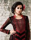 photo of Black Party Wear Georgette Salwar Kameez