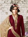 photo of Red Georgette Party Wear Salwar Kameez