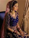 photo of Festive Wear Floor Touch Anarkali Salwar Suit