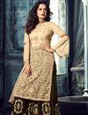 image of Wedding Special Dia Mirza Fancy Net Designer Suit