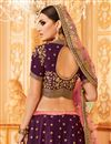 picture of Wedding Special Designer Function Wear Lehenga with Heavy Work in Art Silk