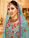 photo of Best Selling Embroidered Wedding Wear Fancy Art Silk Lehenga