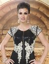 photo of Magnificent Black Color Designer Anarkali Suit