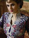 picture of Beige Sharara Top Bridal Wear  Lehenga Choli-9002