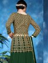 photo of Designer Anarkali Salwar Kameez In Georgette With Embroidery Designs