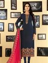image of Georgette Function Wear Salwar Kameez With Embroidery Work