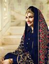 photo of Best Selling Prachi Desai Embellished Semistitched Anarkali Dress In Georgette