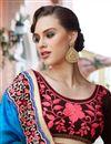 photo of Wedding Function Wear Georgette Embroidered Designer Saree