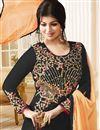 photo of Ayesha Takia Long Embellished Anarkali Dress In Georgette