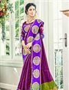 photo of Designer Function Wear Cotton Silk Fancy Saree