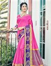image of Weaving Work Traditional Function Wear Fancy Saree