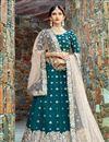 image of Exclusive Fancy Art Silk Wedding Wear Designer Lehenga Choli