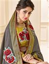 photo of Printed Occasion Wear Saree In Art Silk Fabric