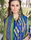 photo of Green Art Silk Party Wear Fancy Saree With Weaving Border