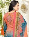 photo of Karishma Kapoor Salmon Embellished Fancy Designer Suit
