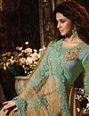 photo of Eid Special Jennifer Winget Long Floor Length Anarkali Salwar Suit In Lycra Fabric
