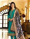 image of Eid Special Prachi Desai Georgette Straight Cut Suit With Heavy Dupatta