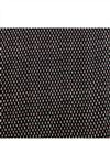 photo of Eyes Print On Rayon Fabric In Black Color