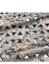photo of Beige Muslin Digital Print Fabric