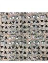image of Beige Muslin Digital Print Fabric