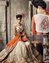 photo of Mystical Wedding Bridal Art Silk Lehenga Choli