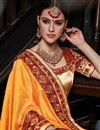 photo of Eid Special Fancy Embellished Art Silk Designer Saree