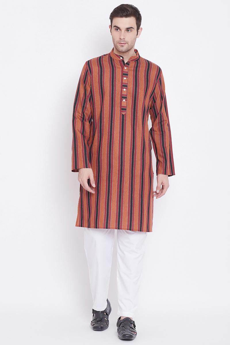 Function Wear Fancy Kurta Pyjama For Men
